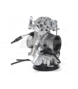 Carburador Mikuni campana plana con bomba TM40