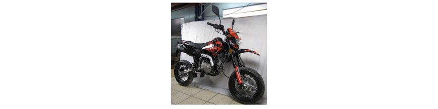 PIT BIKES MATRICULABLES