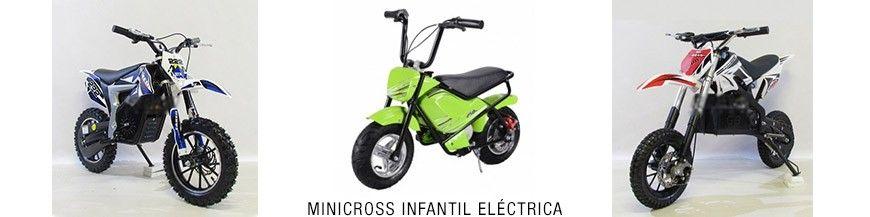 MINICROSS INFANTIL ELÉCTRICA