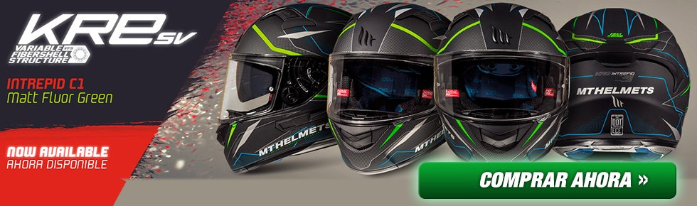 CASCO MT INTREPID C1 MATT FLUOR GREEN