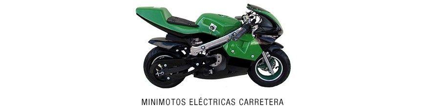 MINIMOTOS ELÉCTRICAS CARRETERA