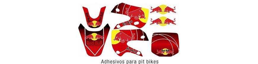 ADHESIVOS PARA PIT BIKES